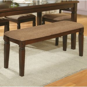 Lansdowne Upholstered Bench by Alcott Hill Reviews