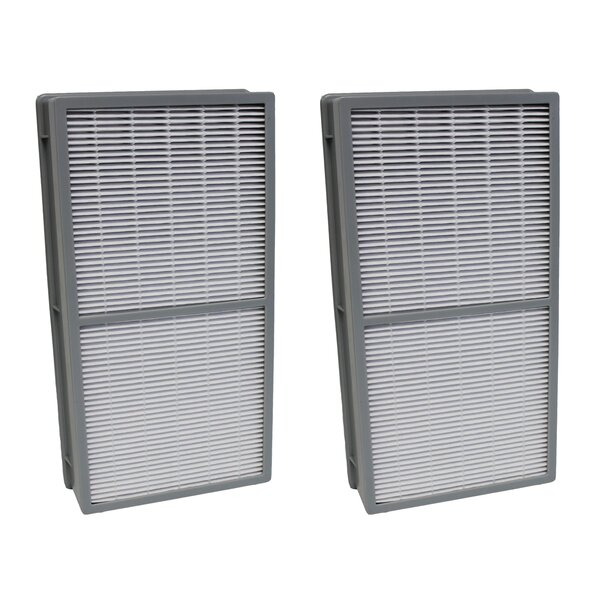 Hunter Air Purifier Filter (Set of 2) by Crucial