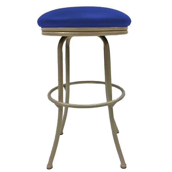 Podington 33 Swivel Bar Stool by Winston Porter