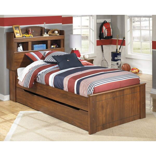 Myrna Storage Panel Bed by Viv + Rae
