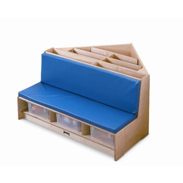Jonti-Craft 11 Solid Wood Classroom Chair by Jonti-Craft