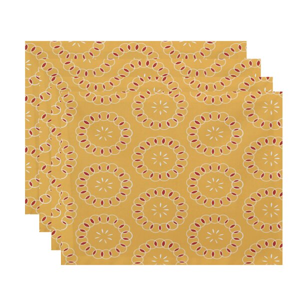 Swofford Placemat (Set of 4) by Latitude Run