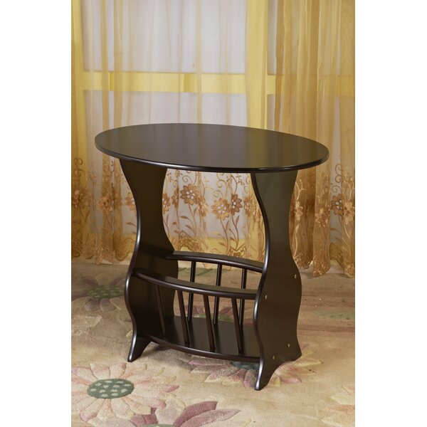 Lefever End Table by Winston Porter