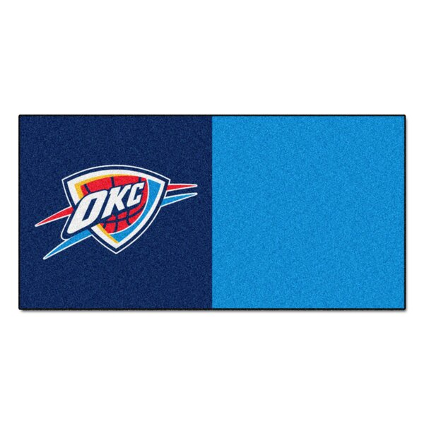 Nba - Washington Wizards Team Carpet Tiles By Fanmats.