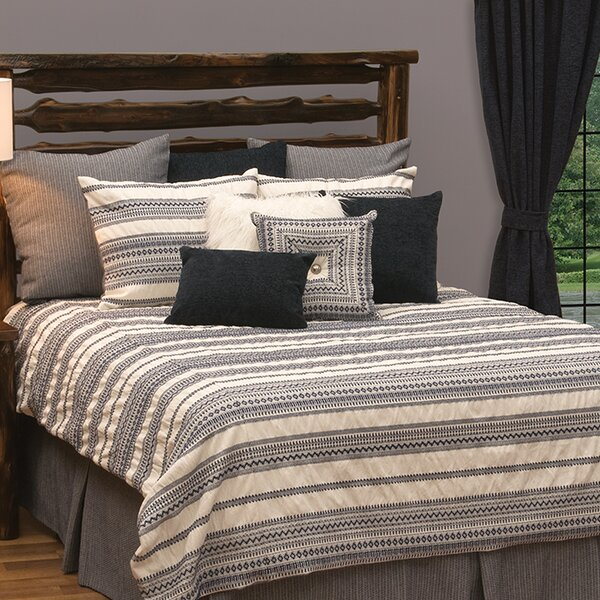 Briarcliff 7 Piece Reversible Duvet Cover Set