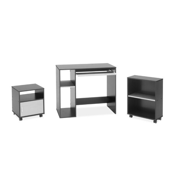 3-Piece Standard Desk Office Suite by Regency