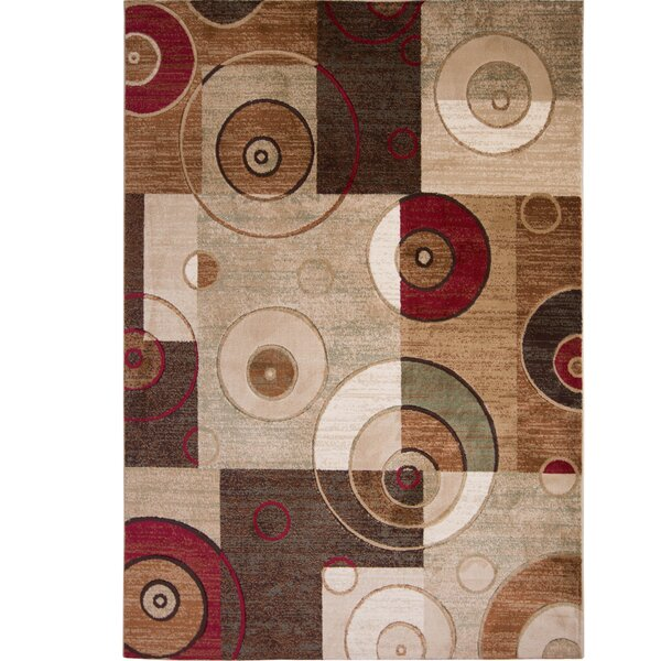 Nolan Multicolor Area Rug by Zipcode Design