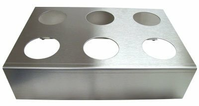 Stainless Steel Sno Cone Holder by Paragon International