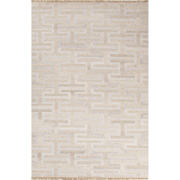 Gendreau Ivory/White Area Rug by Laurel Foundry Modern Farmhouse