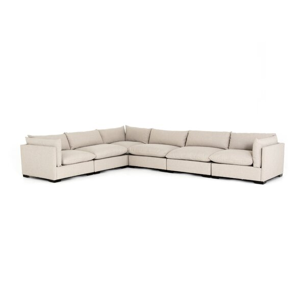 Southwold 6-Piece Sectional By Brayden Studio
