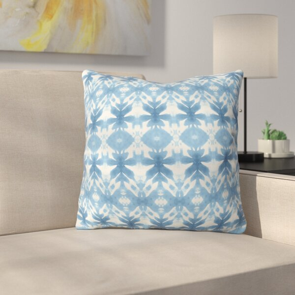 Wagner Campelo Shibori Tribal Throw Pillow by East Urban Home