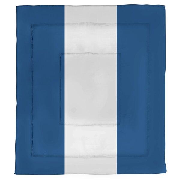 Tampa Bay Hockey Single Reversible Comforter