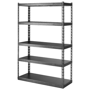 Gladiator® EZ Connect Rack 72 H x 48 W with Five 18 Deep Shelves