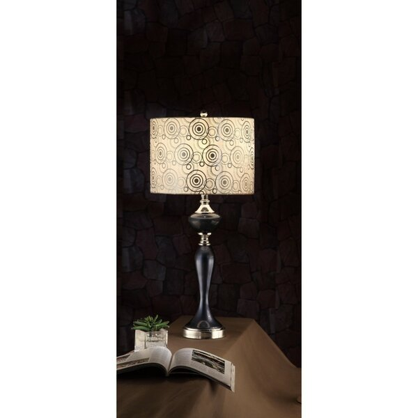 Park Row Contemporary 31 Table Lamp (Set of 2) by Winston Porter