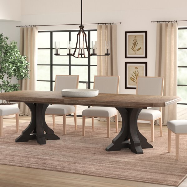 Corsica Extendable Dining Table by Hooker Furniture