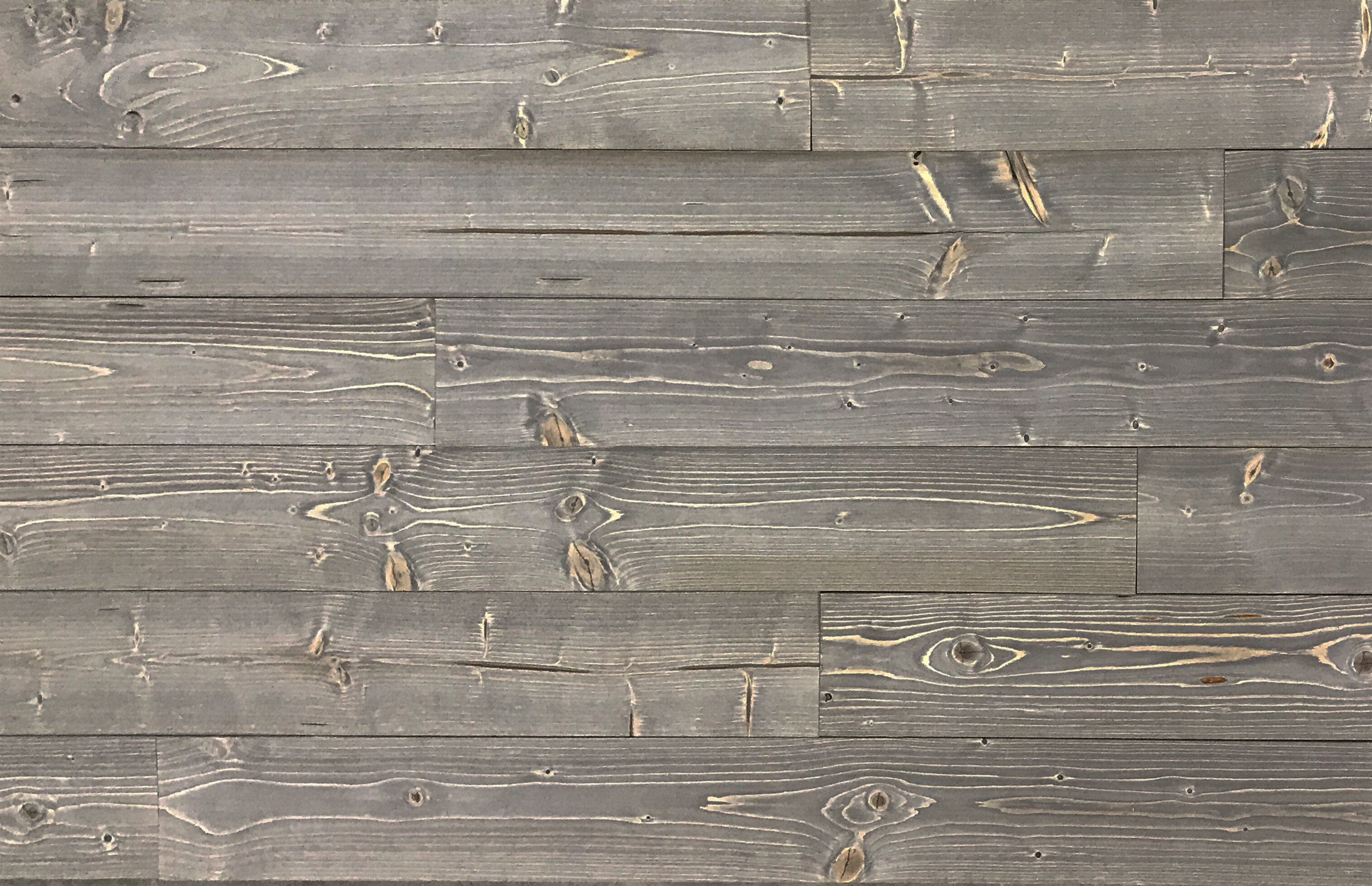 New England Clic Driftwood 5 Solid Wood Wall Paneling In Gray Wayfair