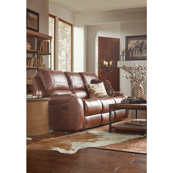 Special Recommended Philo Reclining Sofa by Loon Peak by Loon Peak