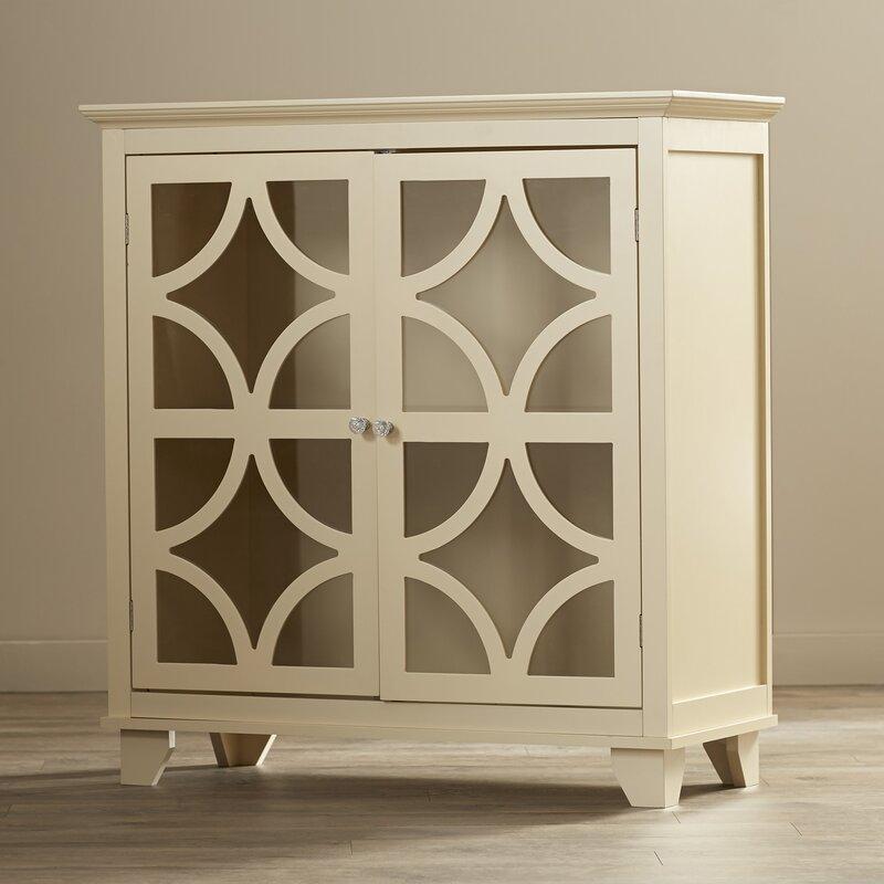 Latitude Run Centeno 2 Door Cabinet Reviews Wayfair