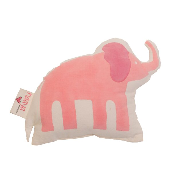 Elephant Pillow by Naaya by Moonlight