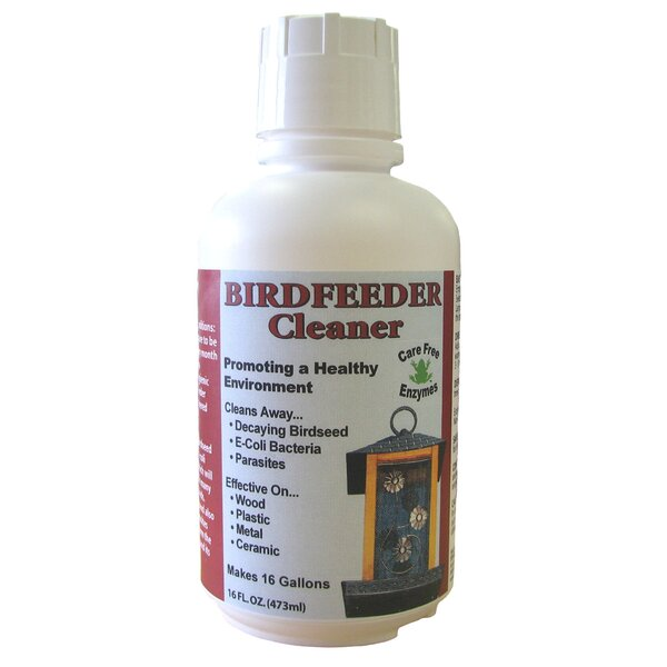Birdfeeder Cleaner - 16 Oz. by Care Free Enzymes