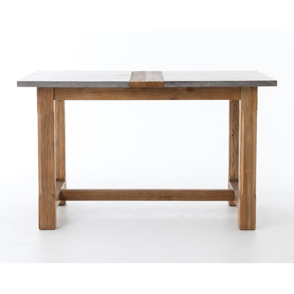 Hermilda Farmhouse Pub Table by Foundry Select Foundry Select