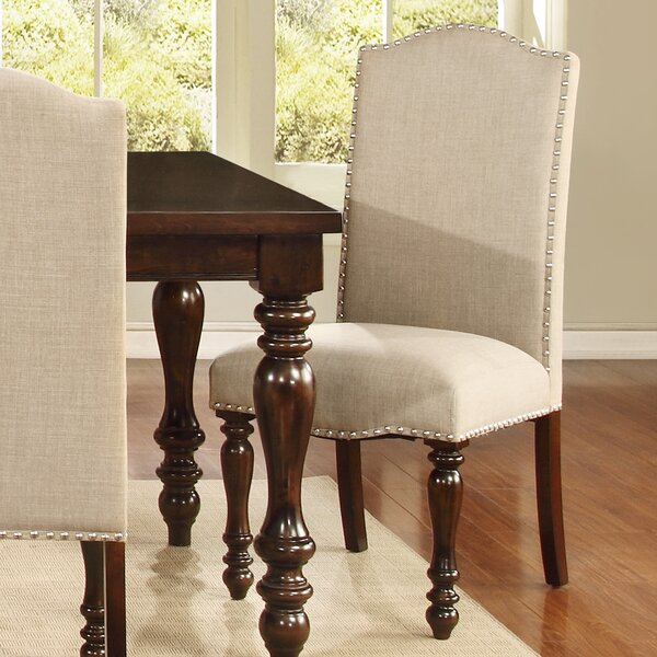 Basey Parsons Chair (Set of 2) by Darby Home Co