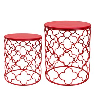Side Table by Jeco Inc.