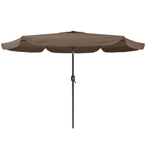 Corliving 10 Market Umbrella By Dcor Design.