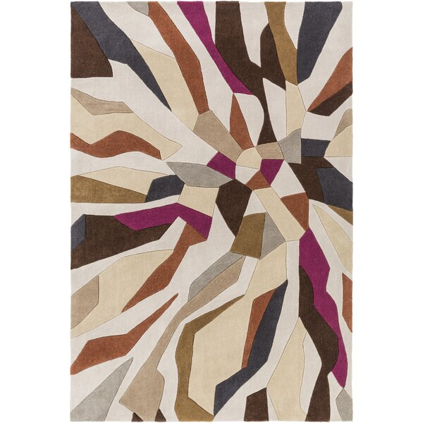 Beltran Hand-Tufted Multi Color Area Rug by Orren Ellis
