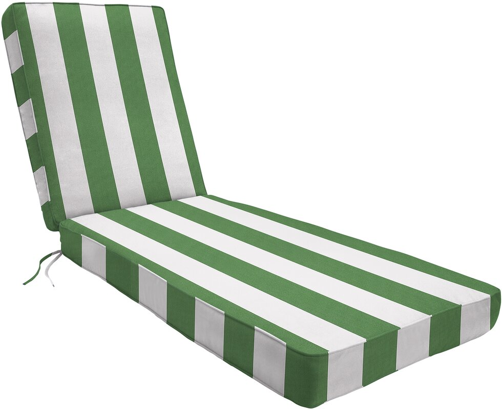 Wayfair Custom Outdoor Cushions Double-Piped Outdoor ...