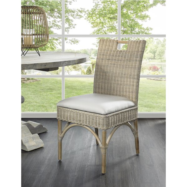 Marcello Patio Dining Chair by Rosecliff Heights