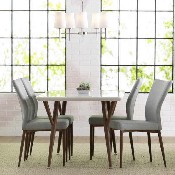 Rio 5 Piece Dining Set by Langley Street
