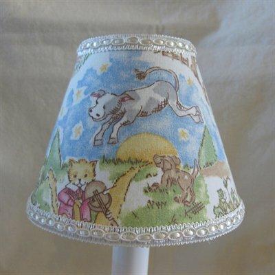 Nursery Rhyme Night Light by Silly Bear Lighting