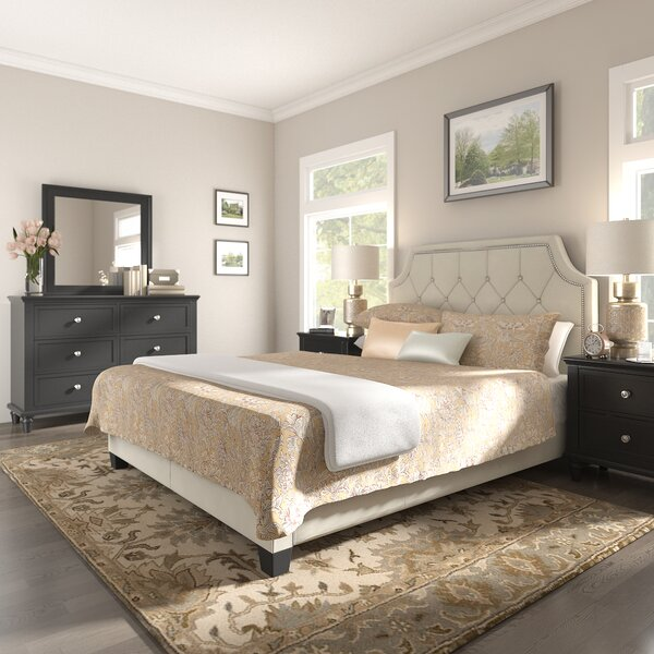 Rae Platform Configurable Bedroom Set by Three Posts