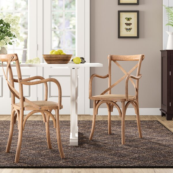 Glenbrook Solid Wood Dining Chair (Set of 2) by Birch Lane™ Heritage