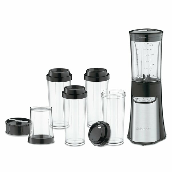 15 Piece Compact Portable Blending and Chopping System by Cuisinart