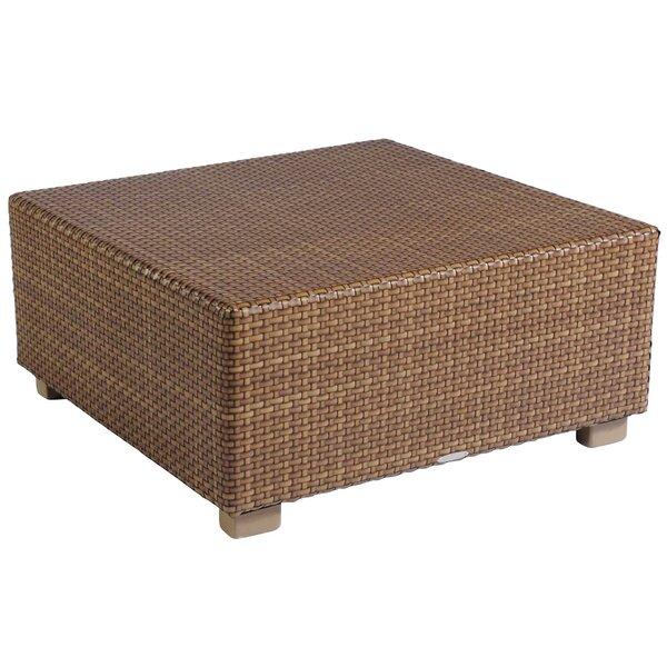 Sedona Wicker Coffee Table By Woodard