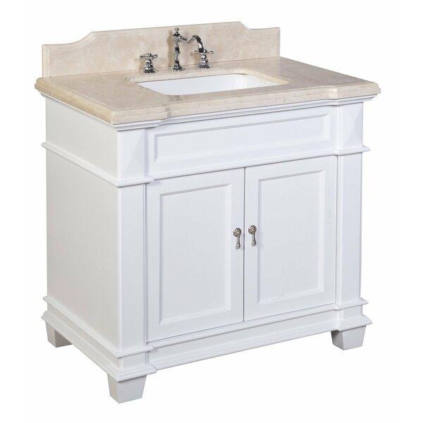 Elizabeth 36 Single Bathroom Vanity Set by Kitchen Bath CollectionElizabeth 36 Single Bathroom Vanity Set by Kitchen Bath Collection