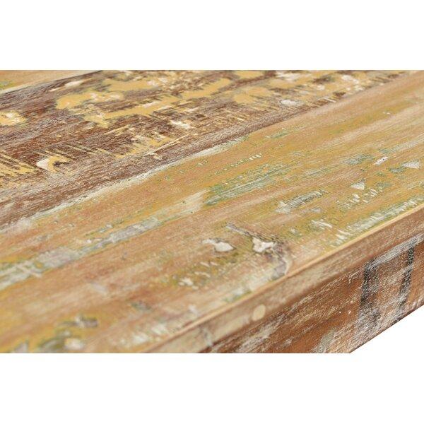 Desirae Wood Bench by Bloomsbury Market Bloomsbury Market