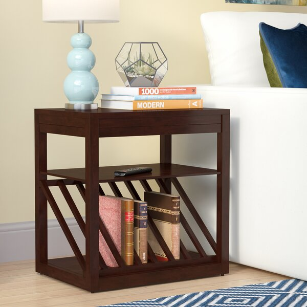 Raggs End Table by Wrought Studio