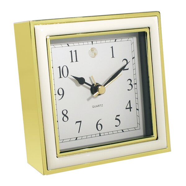 Desk Alarm Clock by Natico