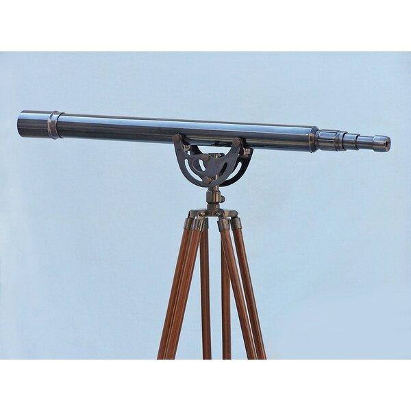 Violette Master Refractor Telescope by Longshore Tides