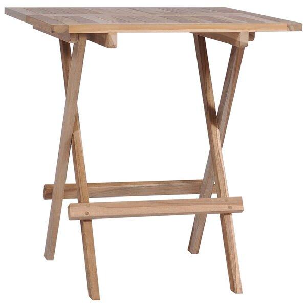 Moralez Folding Bistro Table (Set of 2) by Highland Dunes