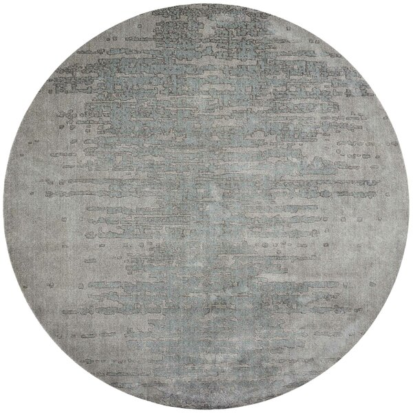 Arabelle Gray Area Rug by Bungalow Rose