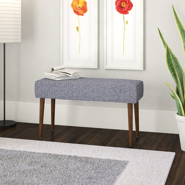 Cristopher Upholstered Bench by George Oliver