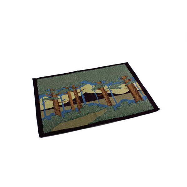 Motawi Landscape Placemat (Set of 4) by Rennie & Rose Design Group