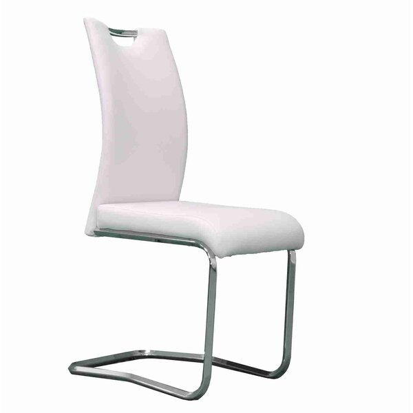 Strohl Upholstered Dining Chair (Set of 2) by Orren Ellis