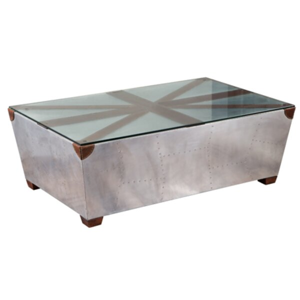Stockton Coffee Table by 17 Stories