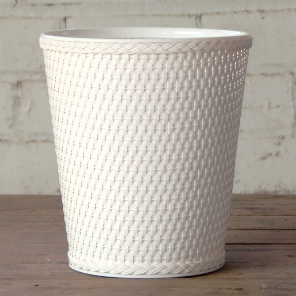 Carter Waste Basket by LaMont