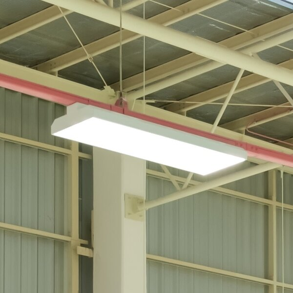 Integrated LED High Bay by NICOR Lighting